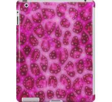 Pretty Pink Cheetah Gloss Pattern  iPad Case/Skin