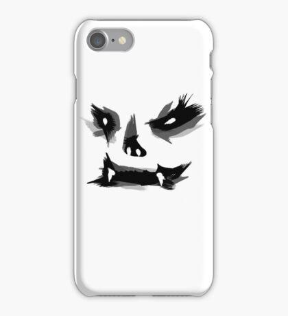 Be Darker iPhone Case/Skin