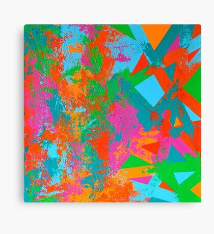 Brain Barf 1 Canvas Print
