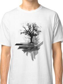 Grunge Tree Classic T-Shirt