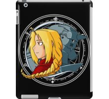 FMA - brothers iPad Case/Skin