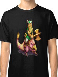 Gilius Thunderhead: Golden Axe Classic T-Shirt