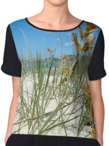 Spinifex on the dunes Chiffon Top