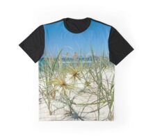 Spinifex on the dunes Graphic T-Shirt