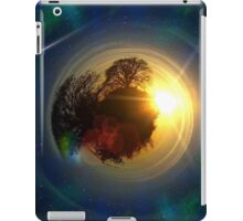 Mini-Planet Lonely Tree Spaced iPad Case/Skin