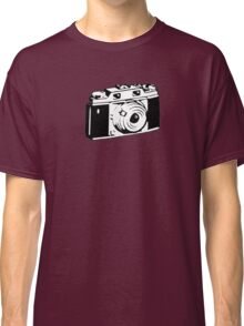 Retro Camera - Photographer T-Shirt Sticker Classic T-Shirt