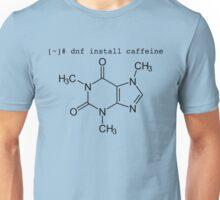 dnf install caffeine Unisex T-Shirt