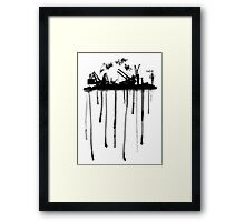 Develop-Mental Impact Framed Print