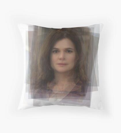 Marie Schrader Breaking Bad Throw Pillow