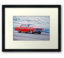 1965 Ford Falcon Sprint 289 Framed Print