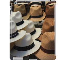 Hat Market iPad Case/Skin