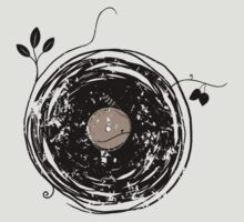 Enchanting Vinyl Records Vintage by ddtk