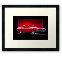 1969 Oldsmobile 442 Framed Print