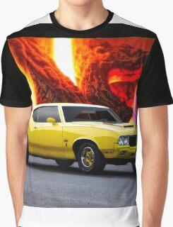 1970 Oldsmobile 'Rallye 350' Cutlass Graphic T-Shirt