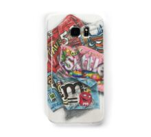 Candy Wrappers Samsung Galaxy Case/Skin