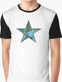 The Jesus & Mary Chain - Automatic star Graphic T-Shirt