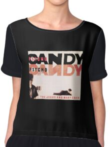The Jesus & Mary Chain - Psychocandy Chiffon Top