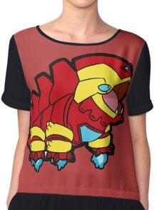 Pokemon Laironman Chiffon Top