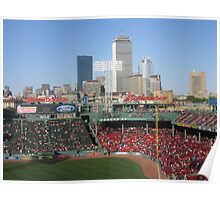 The Prudential from Fenway Poster