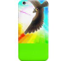 flying condor iPhone Case/Skin