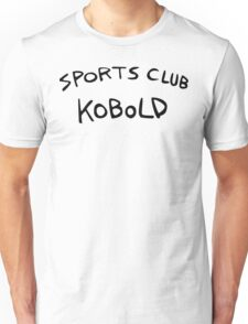Sports Club Kobold - Inverted Unisex T-Shirt