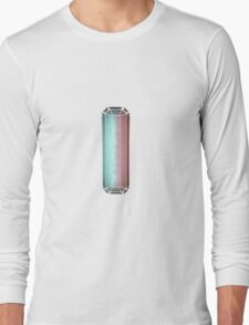 Colored Crystal  Long Sleeve T-Shirt