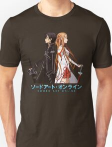 Kirito and Asuna T-Shirt