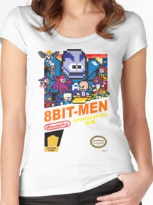 8bit-Men Apocalyptic Age Women's Fitted Scoop T-Shirt
