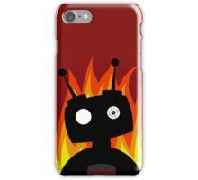 Hot Bot iPhone Case/Skin