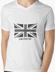 UK INDEPENDENCE DAY Mens V-Neck T-Shirt