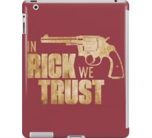 Rick Grimes - The Walking Dead iPad Case/Skin