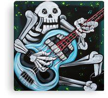 Skull Rock Canvas Print