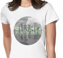 Mainline Florida Womens Fitted T-Shirt