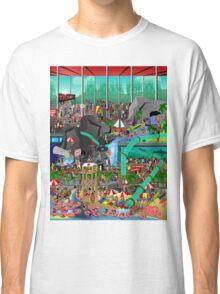 Waterpark! Classic T-Shirt