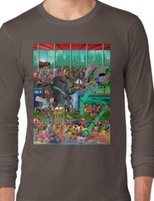 Waterpark! Long Sleeve T-Shirt