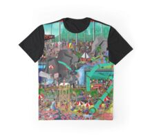 Waterpark! Graphic T-Shirt