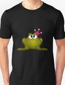 Frog Princess Cartoon T-Shirt