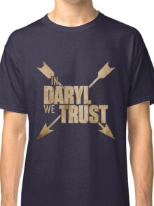 I love Daryl Dixon The Walking Dead Classic T-Shirt