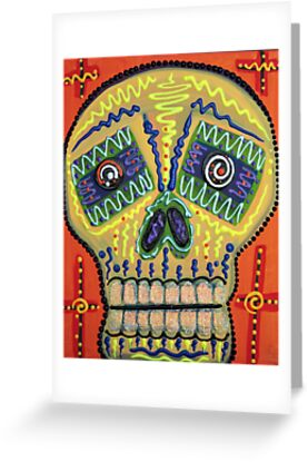 Sugar Skull Delight by Laura Barbosa