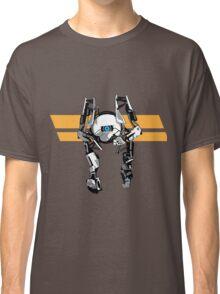 Portal 2 - Short Robot Classic T-Shirt