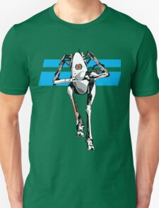 Portal 2 - Tall Robot T-Shirt