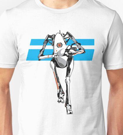 Portal 2 - Tall Robot Unisex T-Shirt
