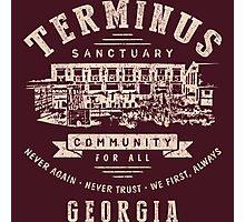 Terminus The Walking Dead Photographic Print