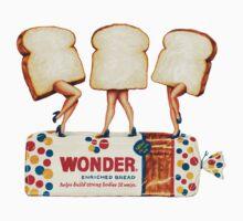 Wonder Women One Piece - Short Sleeve