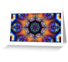 Mandala 20 Greeting Card