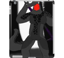 Mike the Argonian Juggernaut iPad Case/Skin