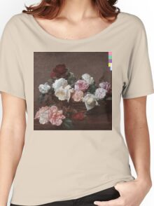 New Order - Power Corruption & Lies Tshirt (High Resolution) Women's Relaxed Fit T-Shirt
