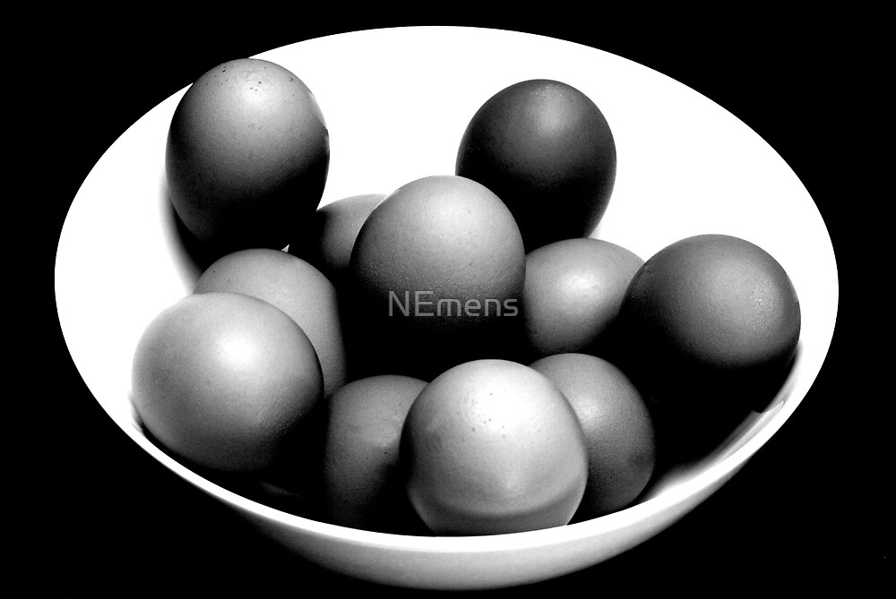 How do you like your eggs?  by NEmens