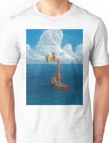 Wind Waker-Lone Ocean Remastered! Unisex T-Shirt