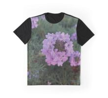 Wildflowers in the Subdivision Graphic T-Shirt